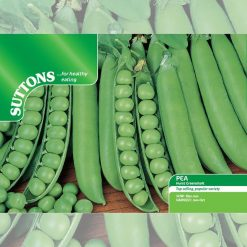 Pea Hurst Greenshaft by Suttons Seeds  192081  Nationwide Delivery