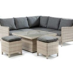 Hampton Dining/Lounge 7 Seater Corner Set-HAMPCOR7S| McD's Garden Centre | Nationwide Delivery