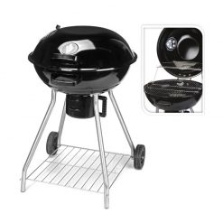 Kettle Charcoal BBQ 56cm Grill In Black C80901040 | McD's Garden Centre | Nationwide Delivery